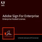 Adobe Sign for Enterprise – Subscription License.