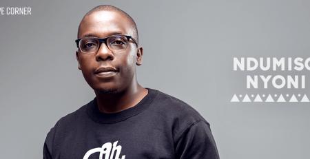 Ndumiso Nyoni fetured on creative corner