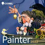 Corel Painter 2022 License LCPTR2022MLPCM1